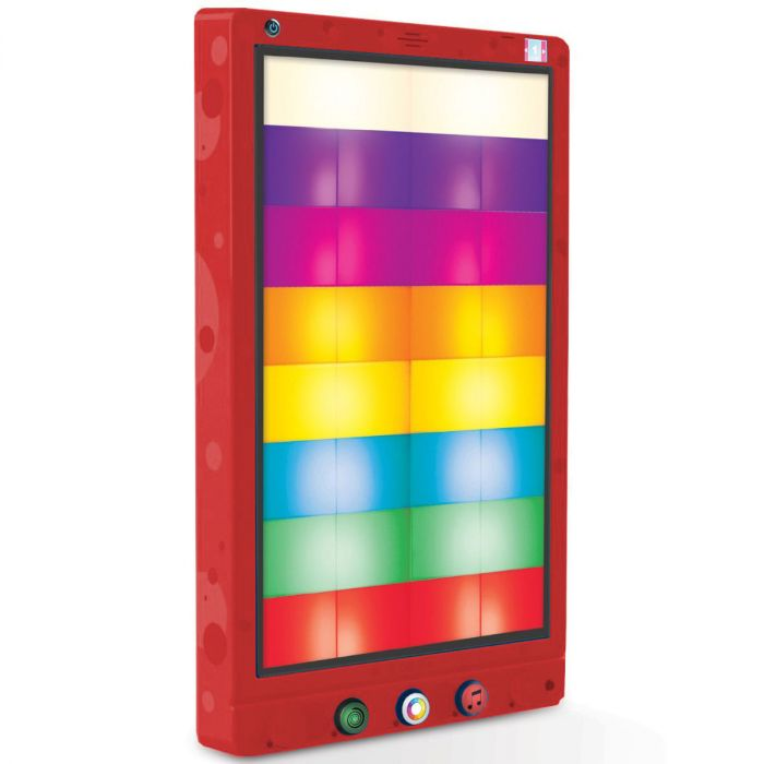 Sound to Sight Showtime Sensory Room Wall Panel red
