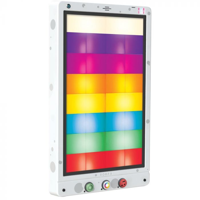 Sound to Sight Showtime Sensory Room Wall Panel white