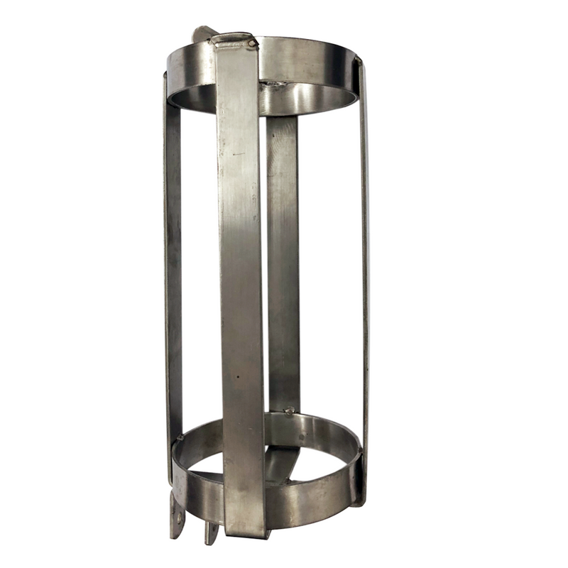 DNR Wheels - Stainless Steel Oxygen Holder