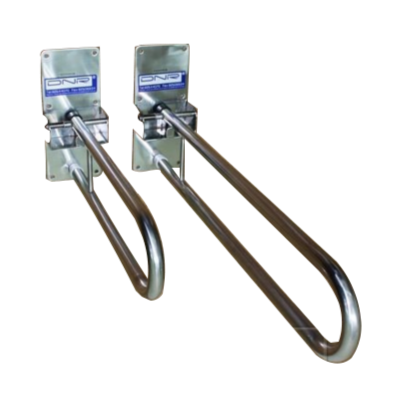 Stainless Steel Foldaway Grab Bar