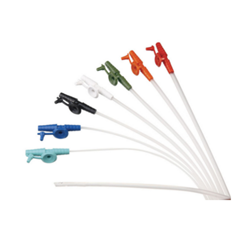 DNR Wheels - Unomedical Mully Suction Catheters Vacutip