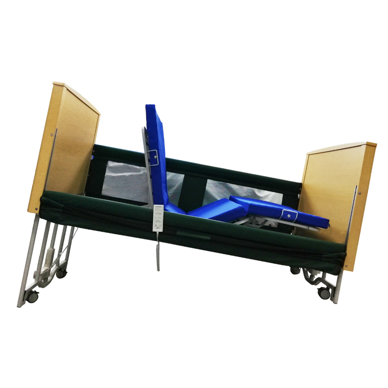 Summer 5 Functions Super Low Bed