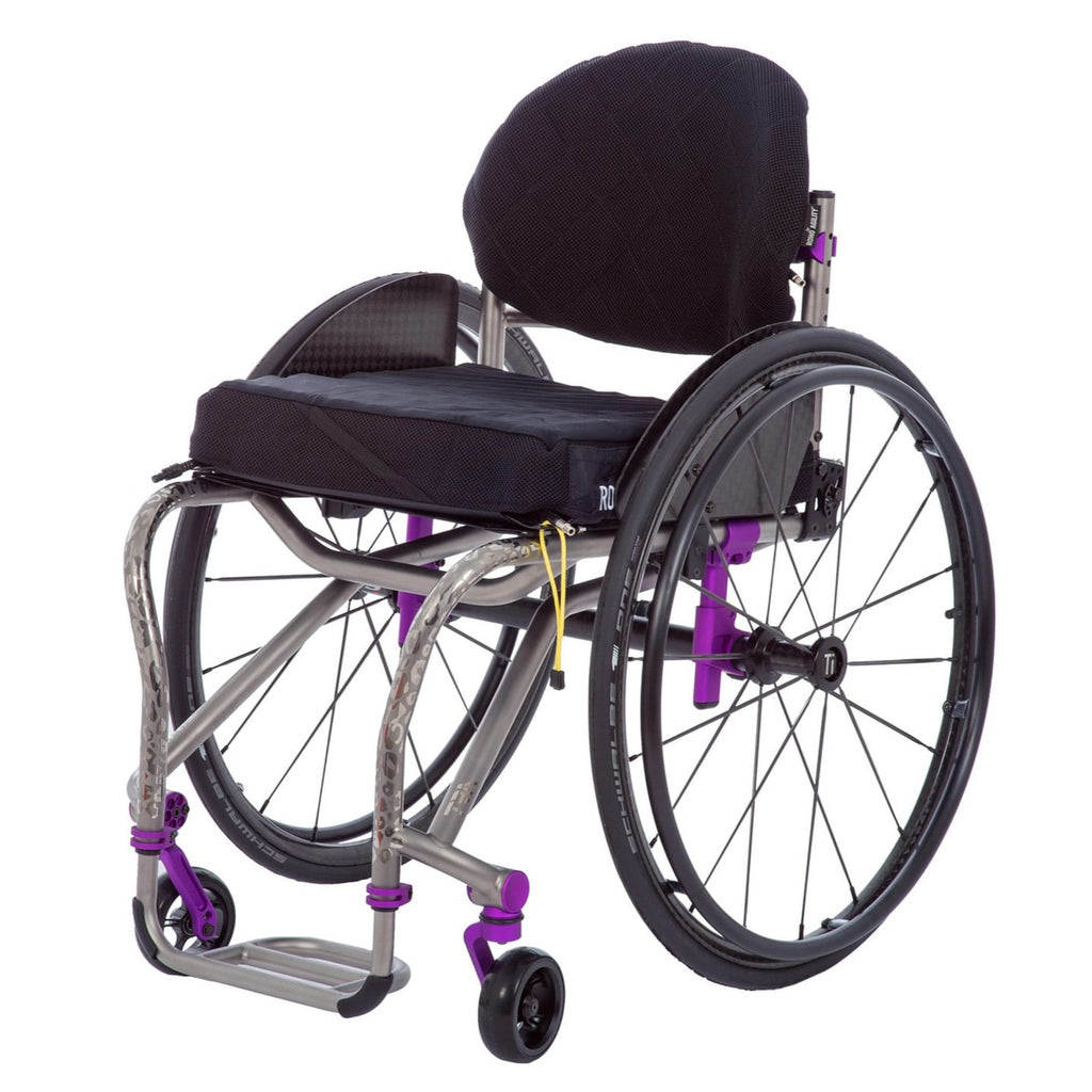 Tilite TRA Lightweight Rigid Wheelchair - DNR Wheels