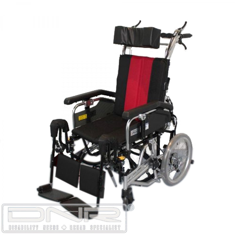 DNR Wheels - MIKI TILT & RECLINE PUSHCHAIR