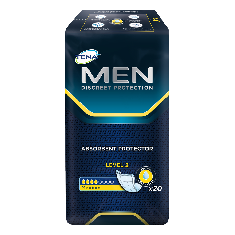 TENA Men Absorbent Protector Level 2 Medium