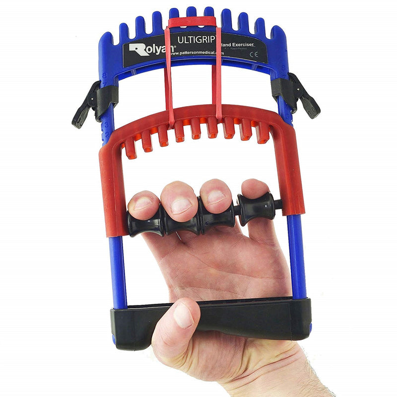 Ultigrip Hand Exerciser with Rollers