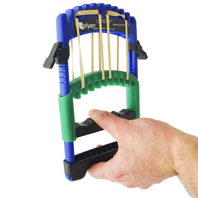 Ultigrip Hand Exercisers with Pinch Bar