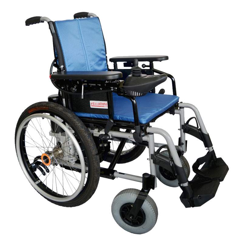 Eurocare 4 Wheels Vista Scooter