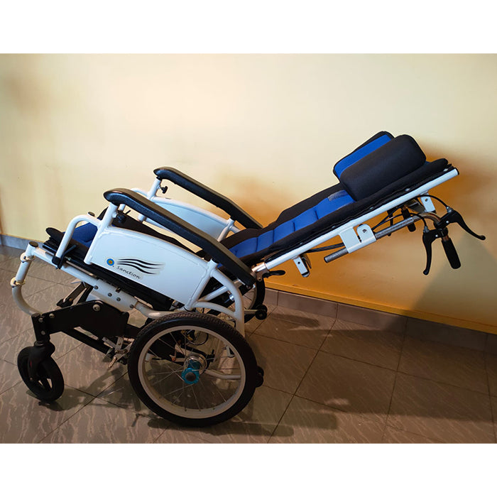 Second Hand SANCTION Tilt & Recline Pushchair