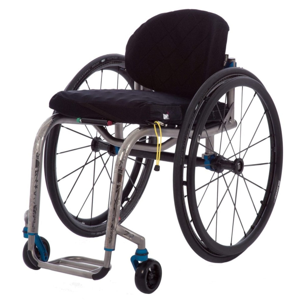 Tilite ZR Lightweight Rigid Wheelchair - DNR Wheels