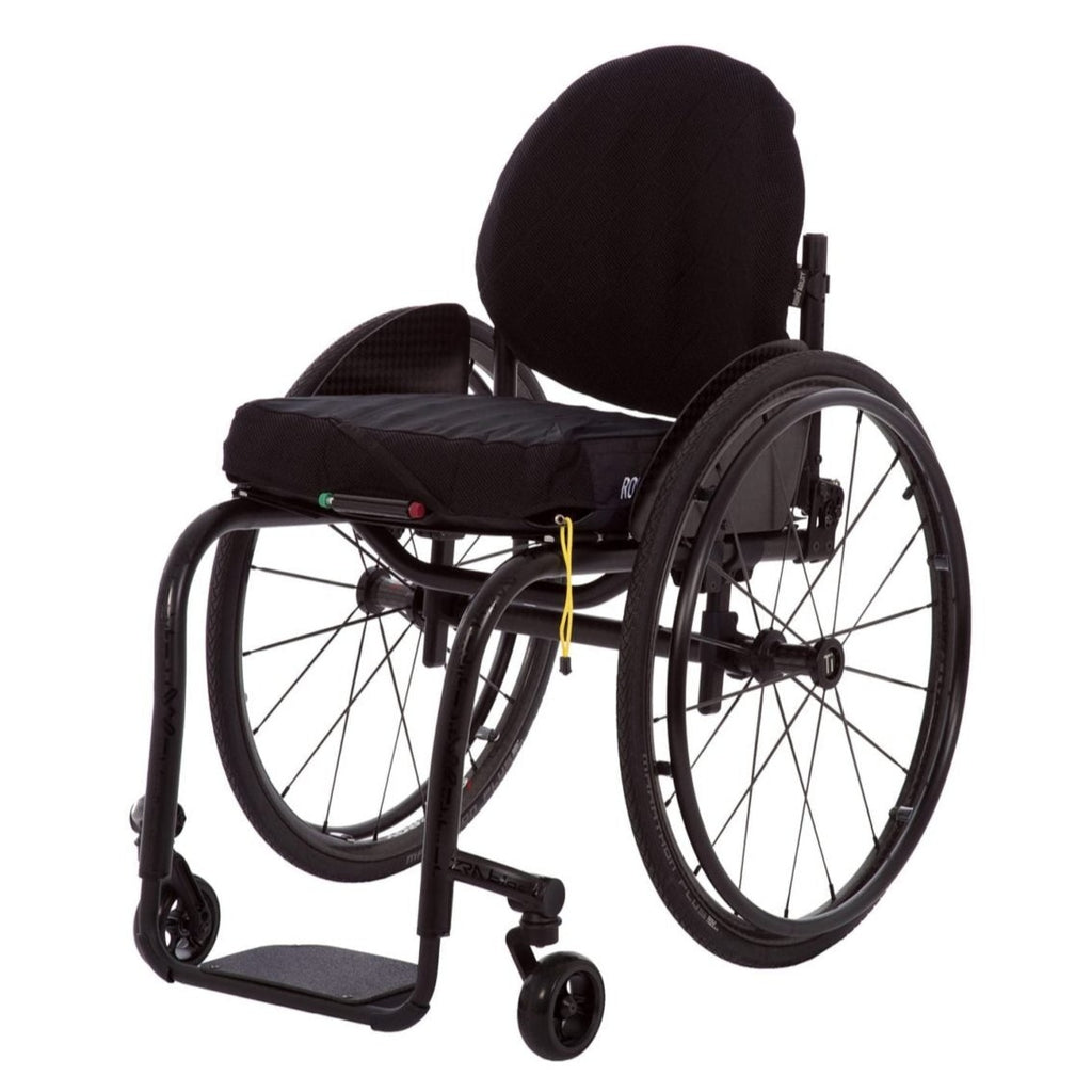 Tilite ZRA Lightweight Rigid Wheelchair - DNR Wheels