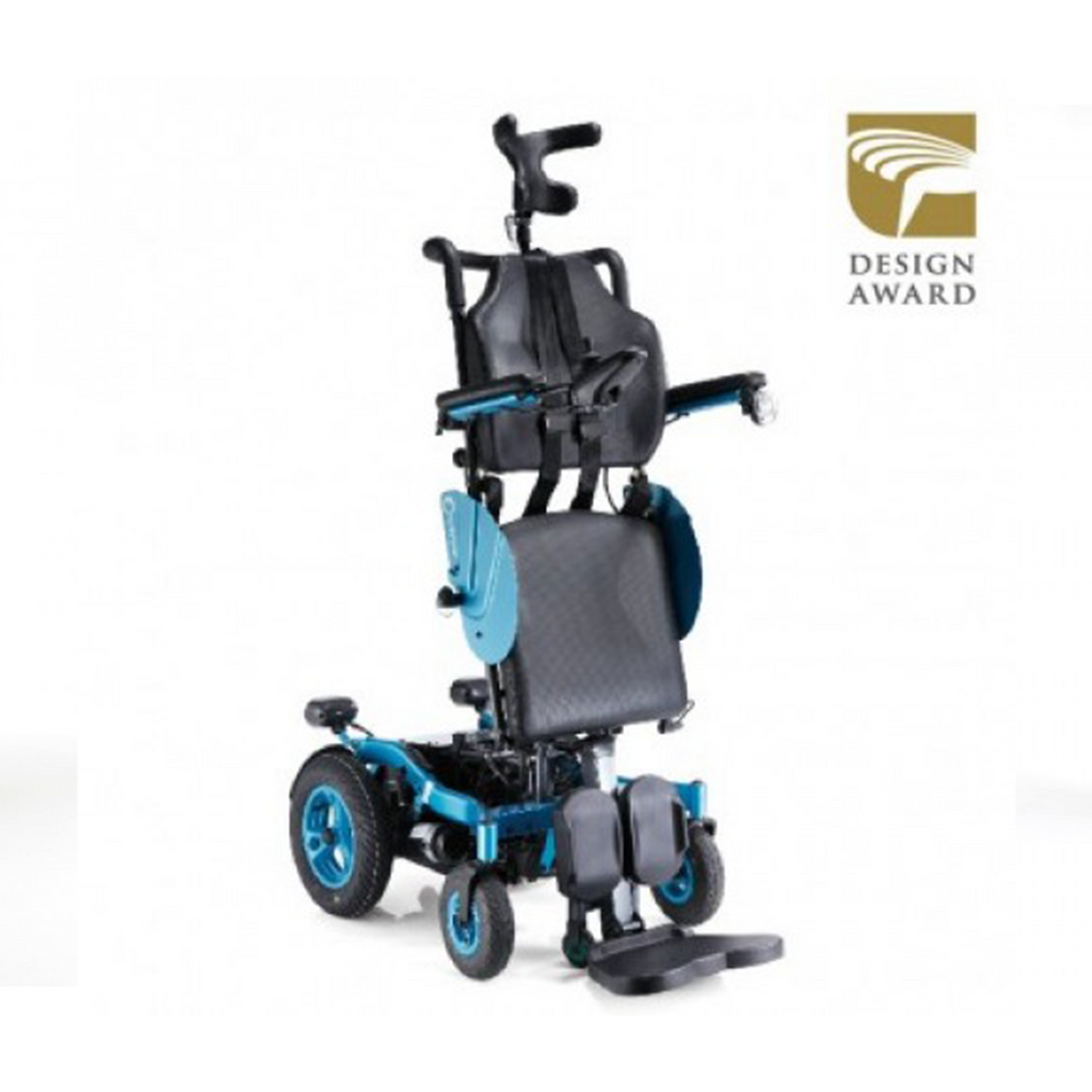 DNR Wheels - Hero1 Standing Wheelchair