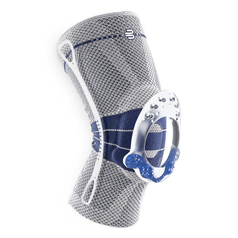 Bauerfeind GenuTrain Knee Brace and Support Omega+ Pad