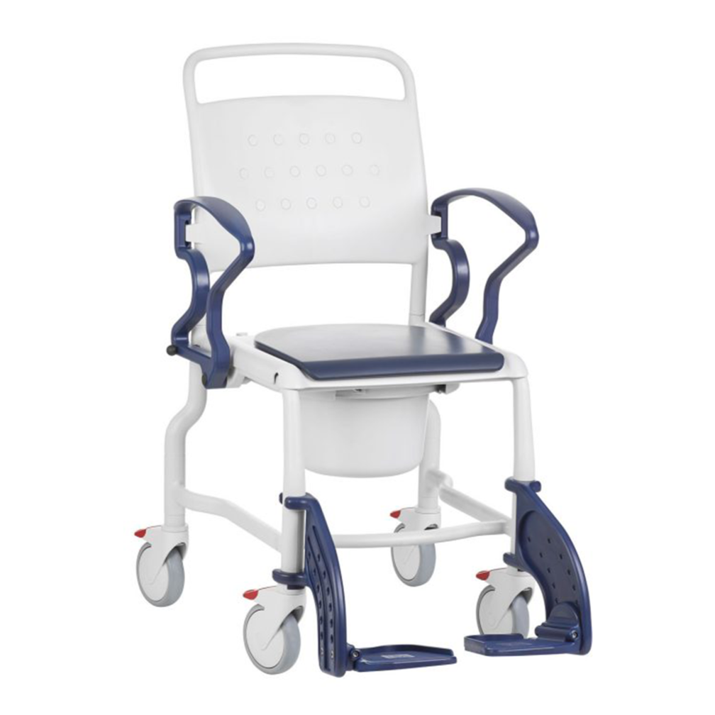 DNR Wheels - Rebotec Boston Commode Chair