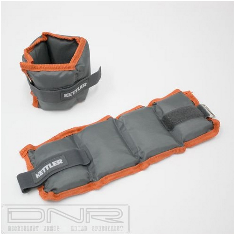 Kettler Nylon Foot Bands / Ankle Weights - DNR WHEELS PTE LTD