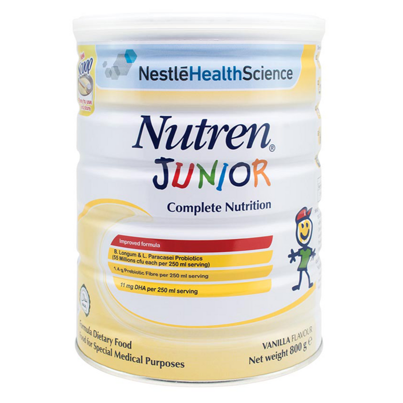DNR Wheels - Nestlé Nutren Junior Powder 400GM
