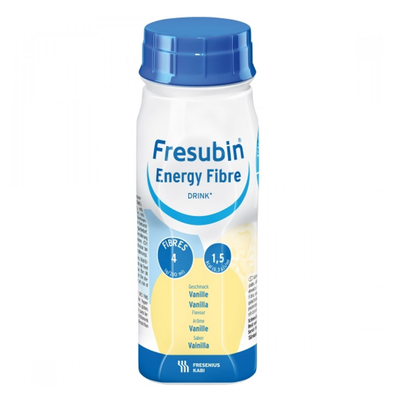 DNR Wheels - Fresubin Energy Fibre 200ML (Pack of 4s)