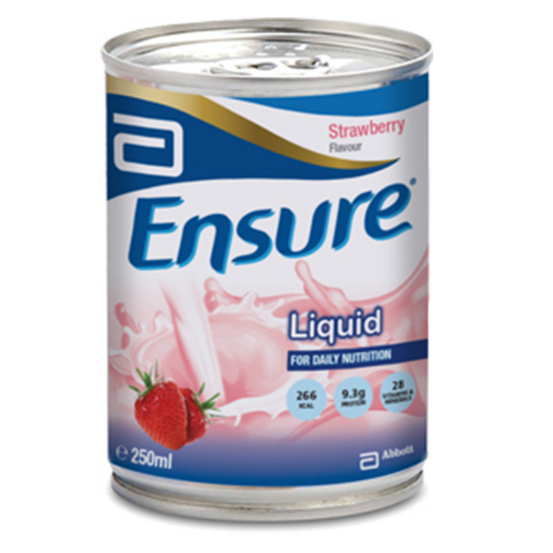 Ensure Liquid 250ml by Abbott - DNR WHEELS PTE LTD
