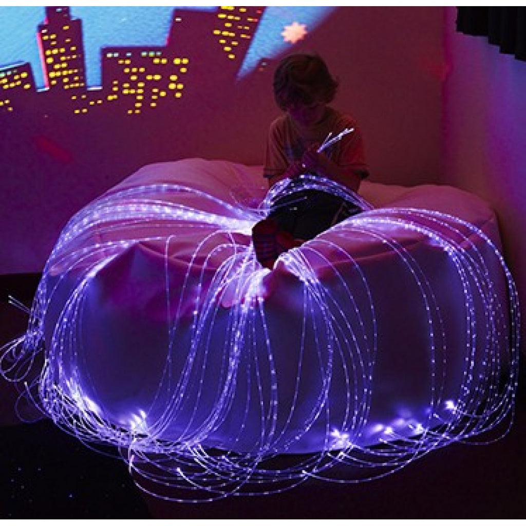 LED Fibre Optic Softie - DNR WHEELS PTE LTD