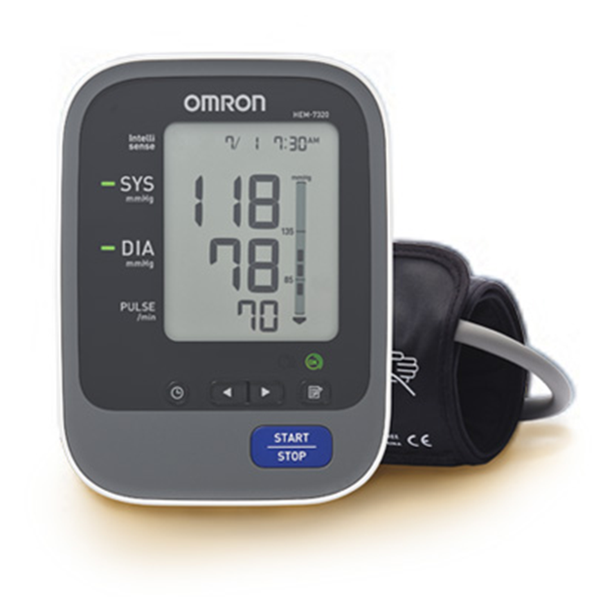 DNR Wheels - Omron HEM-7320 Automatic Blood Pressure Monitor