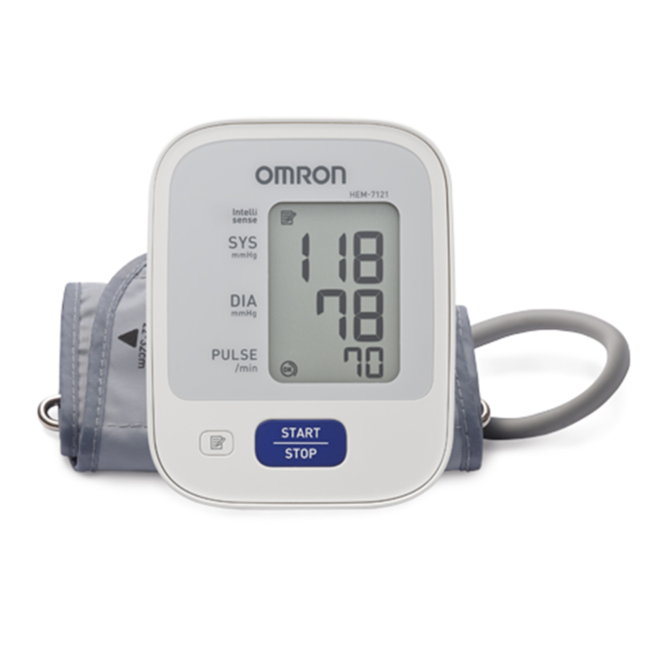 DNR Wheels - Omron Automatic Blood Pressure Monitor HEM-7121