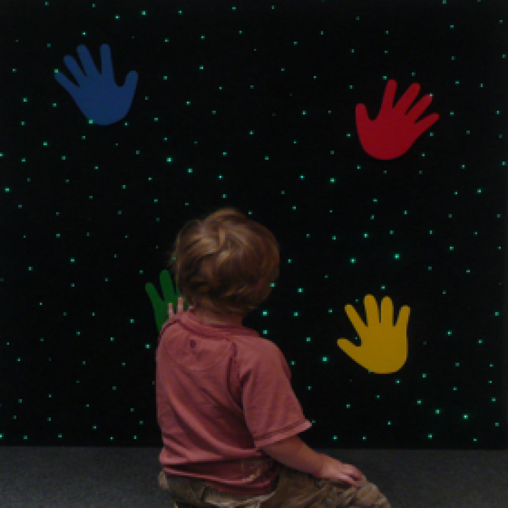 Interactive LED Hand Carpet - DNR WHEELS PTE LTD