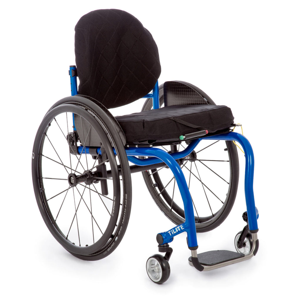 Tilite Aero Z Lightweight Rigid Wheelchair - DNR Wheels