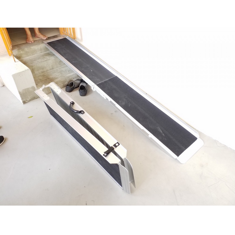 DNR Wheels - Aluminium Suitcase Ramp