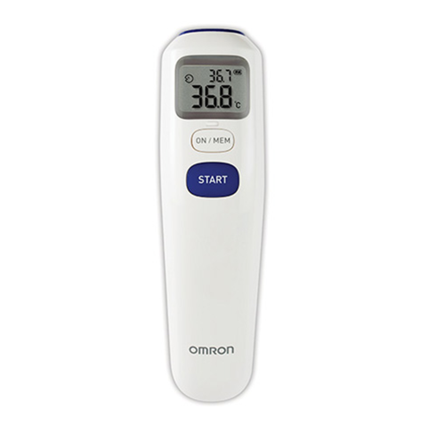 Omron Forehead Thermometer MC-720 - DNR WHEELS PTE LTD