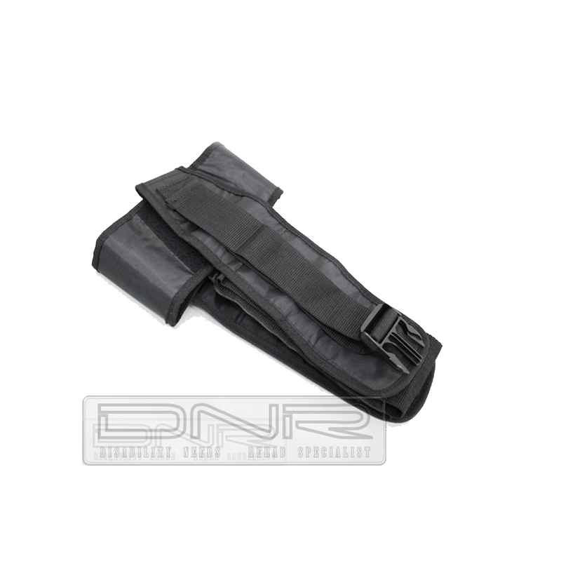 DNR Wheels - Transfer Belt w/ Leg Strap