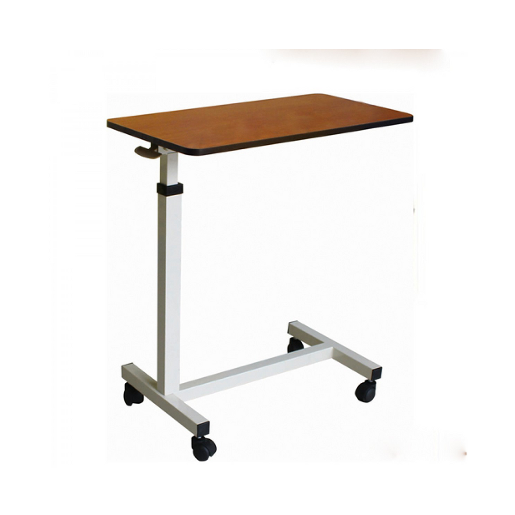 DNR Wheels - Wooden Overbed Table