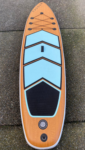 Tealy - 10.6' Teal ISUP