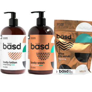 Brand Spotlight: Basd Body Care