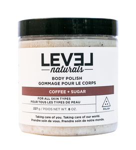 Coffee + Sugar Body Polish