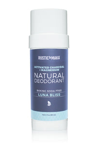 Luna Bliss (Baking Soda Free) Natural Deodorant