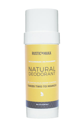 Takes Two To Mango Natural Deodorant