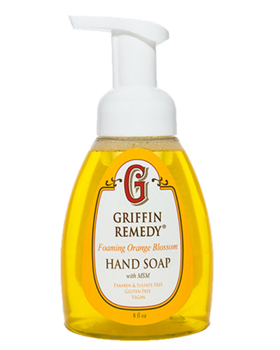 Orange Blossom Foaming Hand Wash