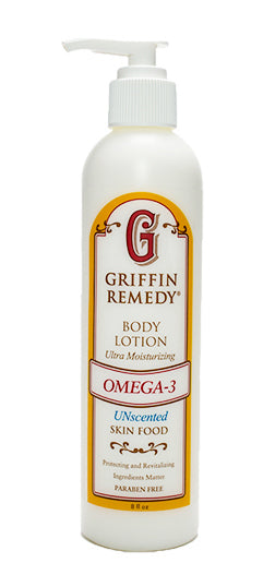 Unscented Omega-3 Body Lotion