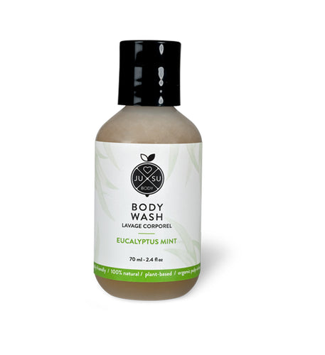 Eucalyptus Mint Travel Body Wash
