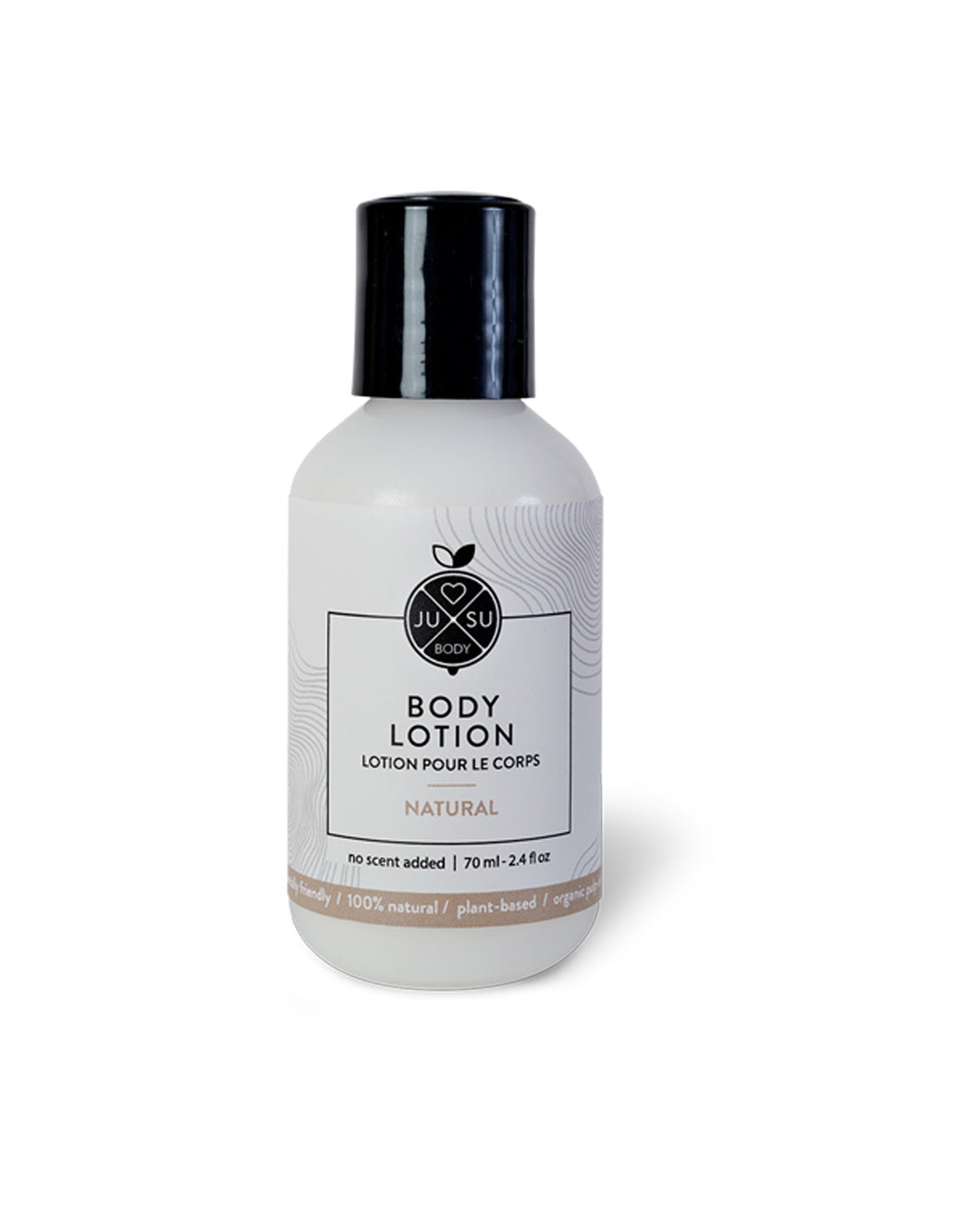 Natural Travel Body Lotion