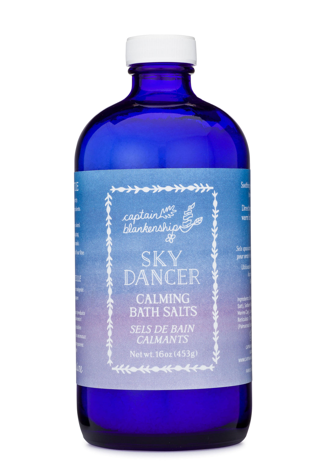 Sky Dancer Calming Bath Salts