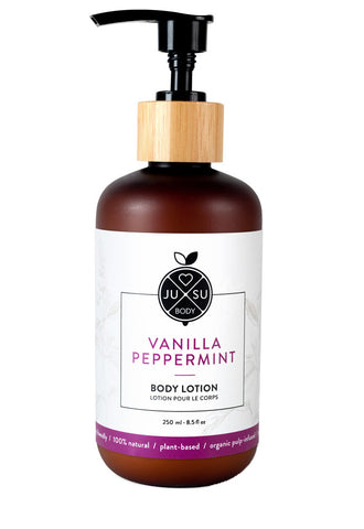 Vanilla Peppermint Body Lotion