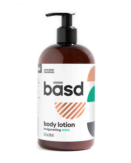 Invigorating Mint Body Lotion