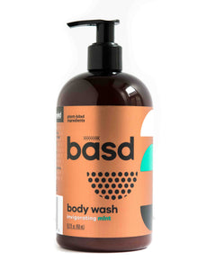 Invigorating Mint Body Wash