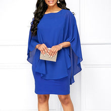 Load image into Gallery viewer, Casual Loose Mini Plus Size Dress