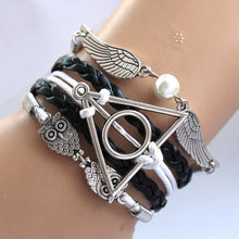 Load image into Gallery viewer, Wing Dream Infinity Bracelet