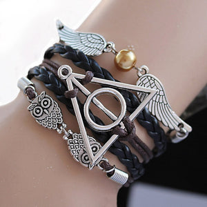 Wing Dream Infinity Bracelet