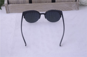 Retro Super Round Circle Sunglasses