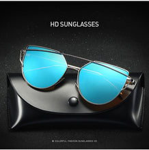Load image into Gallery viewer, Cat Eye Vintage Sunglass