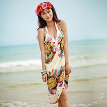 Load image into Gallery viewer, Sexy Sling Beach Dress